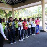 Laksanakan Program dari Polda Jatim dan Ukur Kemampuan Jasmani Anggota, Polres Batu Adakan TKJ