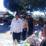 Anggota Bhabin Polsek Batu Kota Polres Batu Hadiri Acara Di Sekolah Adiwiyata SDN Songgokerto 03 Batu