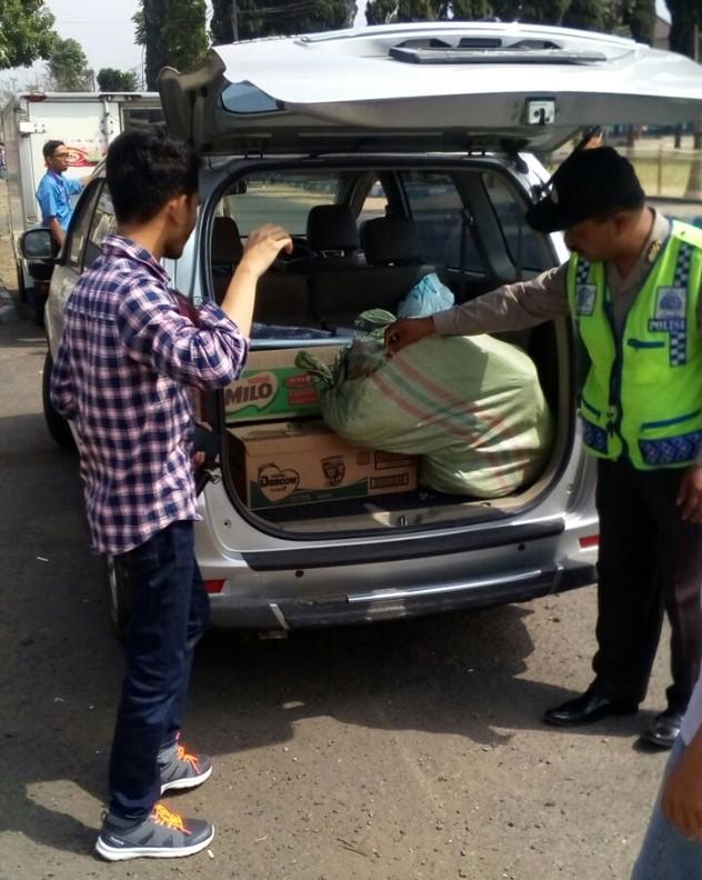 Tingkatkan Keamanan, Polsek Pujon Polres Batu Giatkan Cipta Kondisi