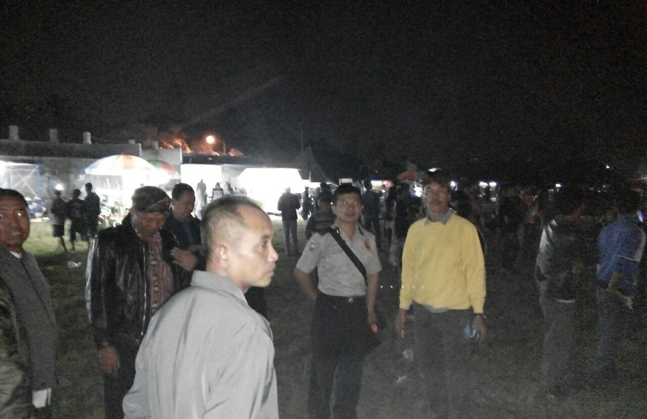 Anggota Bhabinkamtibmas Polsek Junrejo Polres Batu Hadir Dalam Giat Masyarakat