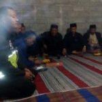Anggota Bhabinkamtibmas Polsek Pujon Polres Batu Hadiri Giat Perkumpulan Warga