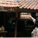 Guna Meningkatkan Keamanan, KBO Binmas Melaksanakan Cek Pemasangan CCTV di Ecco Green Park Kota Batu.