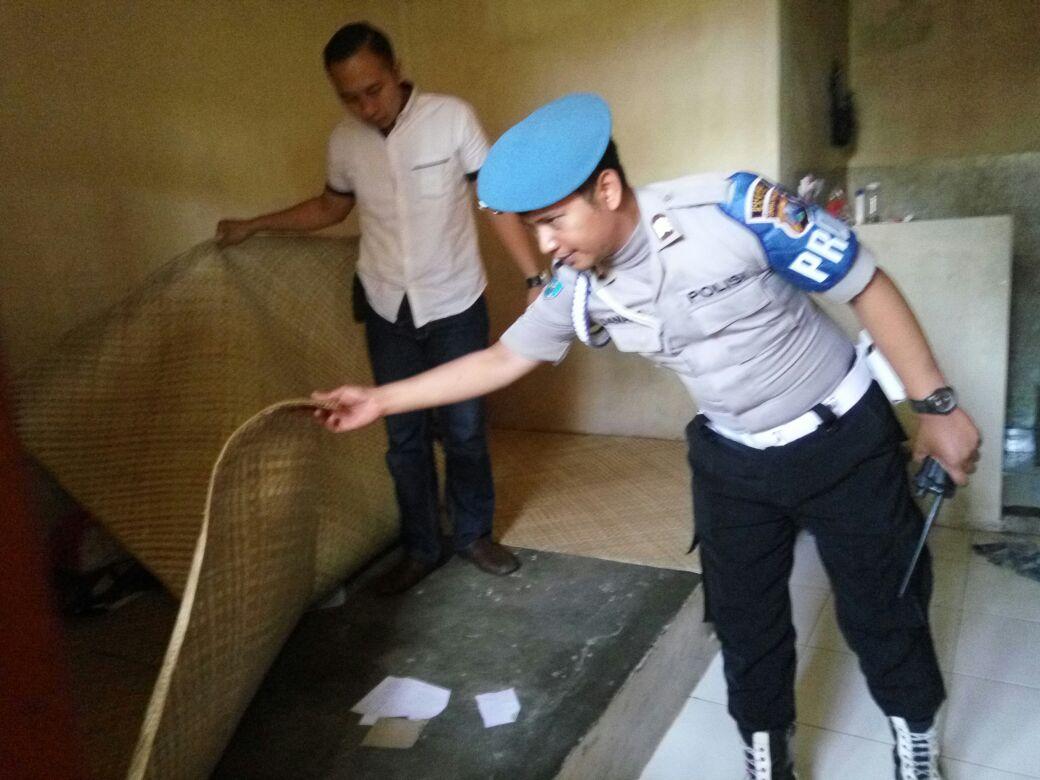 Sipropam Polres Batu Cek Tahanan