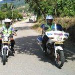Tingkatkan Keamanan, Satlantas Polres Batu Giatkan Patroli Kota