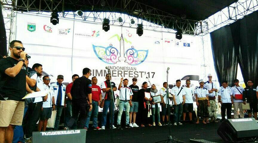 Polres Batu Pengamanan Kegiatan Indonesian Bimmerfest 2017