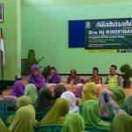 Anggota Bhabinkamtibmas Polsek Pujon Polres Batu Hadiri Pelatihan Metode Dakwah Di Balai Desa Pandesari