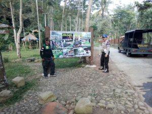 Himbau Pengunjung Agar Tetap Waspada, Polsek Kasembon Polres Batu Laksanakan Patroli Wisata