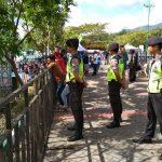 Polres Batu Lakukan Pengamanan Dalam Rangka Festival Burung Nasional