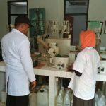 Kanit Sabhara Polsek Batu Kota Polres Batu Lakukan Patroli Sambil Belajar Unit Pelayanan Teknis Materia Medica Batu