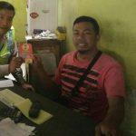Bhabinkamtibmas Polsek Batu Kota Polres Batu Berikan Sambang Door To Door System Pada Tokoh Pemuda Binaan
