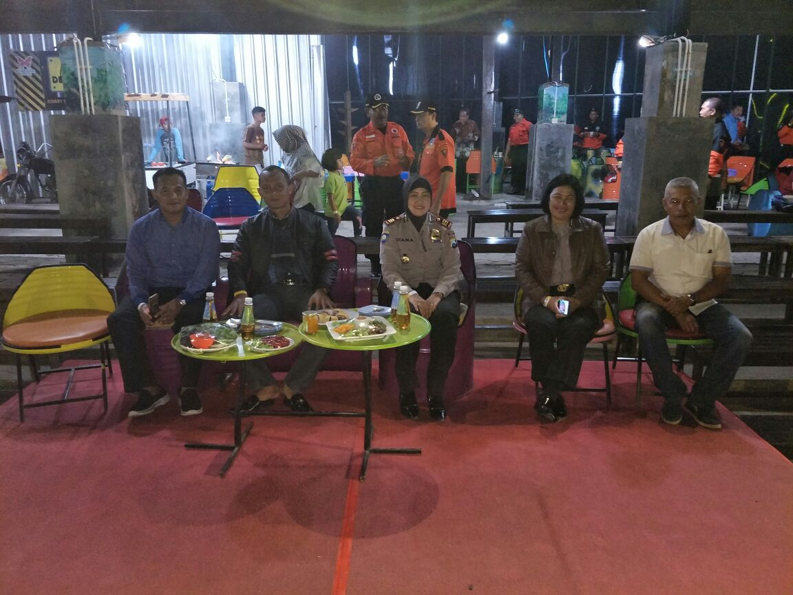 Kasat Binmas Polres Batu Hadiri Ultah KU Brantas dan Rescue