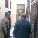 Giat Cek Tahanan yang Dilakukan Piket Sipropam Polres Batu
