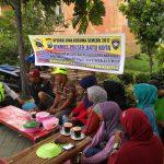 Bhabin Polsek Pujon Polres Batu Menghadiri Pengajian Maulid Nabi Muhammad SAW