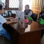 Anggota Binmas Polsek Batu Kota Polres Batu Silaturahmi Kepada Tokoh Agama Sampaikan Pesan Kamtibmas Dukung Ops Bina Kusuma Semeru 2018