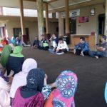 Anggota Bhabinkamtibmas Polres Batu Pembinaan dan Penyuluhan ke Warga Desa Bendosari Pujon