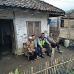 Bhabin  Wiyurejo Polsek Pujon Polres Batu Dekati Warga Berikan Himbauan Kamtibmas