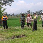Bhabin Pendem Polsek Junrejo Polres Batu Awasi Dana Desa