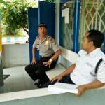 Kapolsek Ngantang Polres Batu Melaksanakan giat Patroli dialogis Ke Perum Jasa Tirta Selorejo