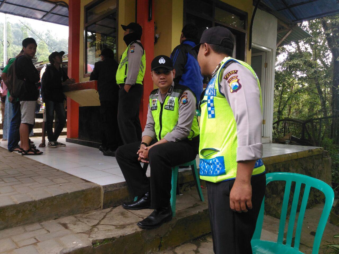 """P3K"" Polisi Patroli Pariwisata dan Kamtibmas"" Polsek Bumiaji Polres Batu"