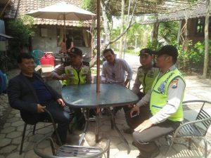 Berikan Pesan Kamtibmas, Polsek Bumiaji Polres Batu Laksanakan Patroli Wilayah