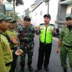 Para Anggota Bhabin Polres Batu Pembinaan Dan Penyuluhan Bintibmas Kepada Linmas
