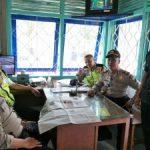 Kapolsek Ngantang Polres Batu Bersama Anggota Giatkan Patroli Dialogis Ke Taman Wisata Selorejo