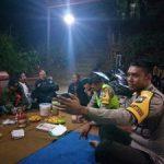 Polsek Junrejo Polres Batu Ngobrol Kelompok Tani Desa Binaan