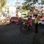 Polsek Batu Polres Batu Poros Pagi Tepat Waktu Berikan Pelayanan Prima Kepolisian Pada Pengguna Jalan