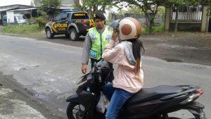 Kapolsek Ngantang Polres Batu Bersama Anggota Giatkan Cipkon Di Wilayah Hukum Polsek