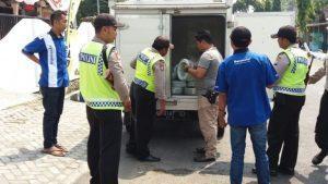 Anggota Polsek Kasembon Polres Batu Giatkan Cipta Kondisi Jaga Kamtibmas Tetap Kondusif Di Wilayah Hukum