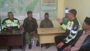 Unit Patroli Polsek Bumiaji Polres Batu MelaksanakanPatroli Malam Hari Antisipasi 3C