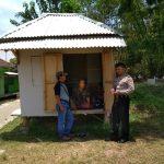 Dekat Dengan Warga binaan, Bhabinkamtibmas Polsek Junrejo Polres Batu Sambang Warganya