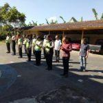 Antisipasi Weekend, Anggota Polsek Pujon Apelkan Anggota