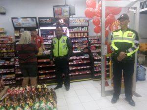 Tingkatkan Keamanan, Polsek Bumiaji Polres Batu Giatkan Patroli Malam