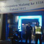 Anggota Polsek Pujon Polres Batu Giatkan Patroli Malam