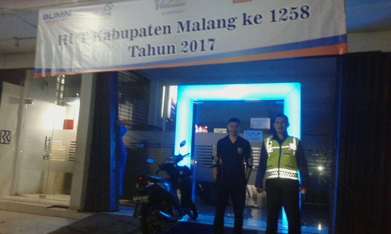 Patroli Byek Vital, Anggota Polsek Pujon Polres Batu Giatkan Patroli Malam Ciptakan Situasi Kondusif Di Wilayah Binaan Polsek Pujon