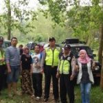 Anggota Polsek Bumiaji Polres Batu Laksanakan Patroli Wisata Di Wilayah Bumiaji
