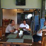 Kapolsek Ngantang Melaksanakan giat Patroli Sambang Ke Taman Wisata Selorejo