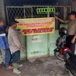 Sambang, Anggota Polsek Batu Polres Batu Sambang Pangkalan Ojek Pasang Bener Himbauan Tertib Berlalulintas Untuk Meminimalisir Laka Lantas
