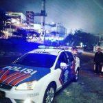 Tingkatkan Keamanan, Satlantas Polres Batu Patroli Dialogis Dengan Tukang Parkir