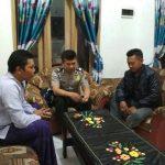 Anggota Bhabin Pendem Polsek Junrejo Polres Batu Patroli Keamanan Wilayah Jaga Situasi Kondusif