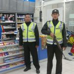 Polsek Pujon Polres Batu Patroli Keamanan Kamtibmas