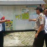 Upaya Preventif Polri di  Masyarakat Wilayah, Polres Batu Polsek Batu Binluhkan Layanan Call Center 110