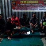 Kanit Binmas Pembinaan Siskamtibmas Swakarsa Polsek Batu Kota Polres Batu Jagongan Ringan Sosialisasikan