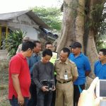 Bhabin Polsek Ngantang Polres Batu Melaksanakan Pengamanan Kegiatan Warga Di Desa Binaannya
