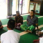 Anggota Bhabin Polsek Batu Kota Polres Batu Wujudkan Silaturahmi Kamtibmas