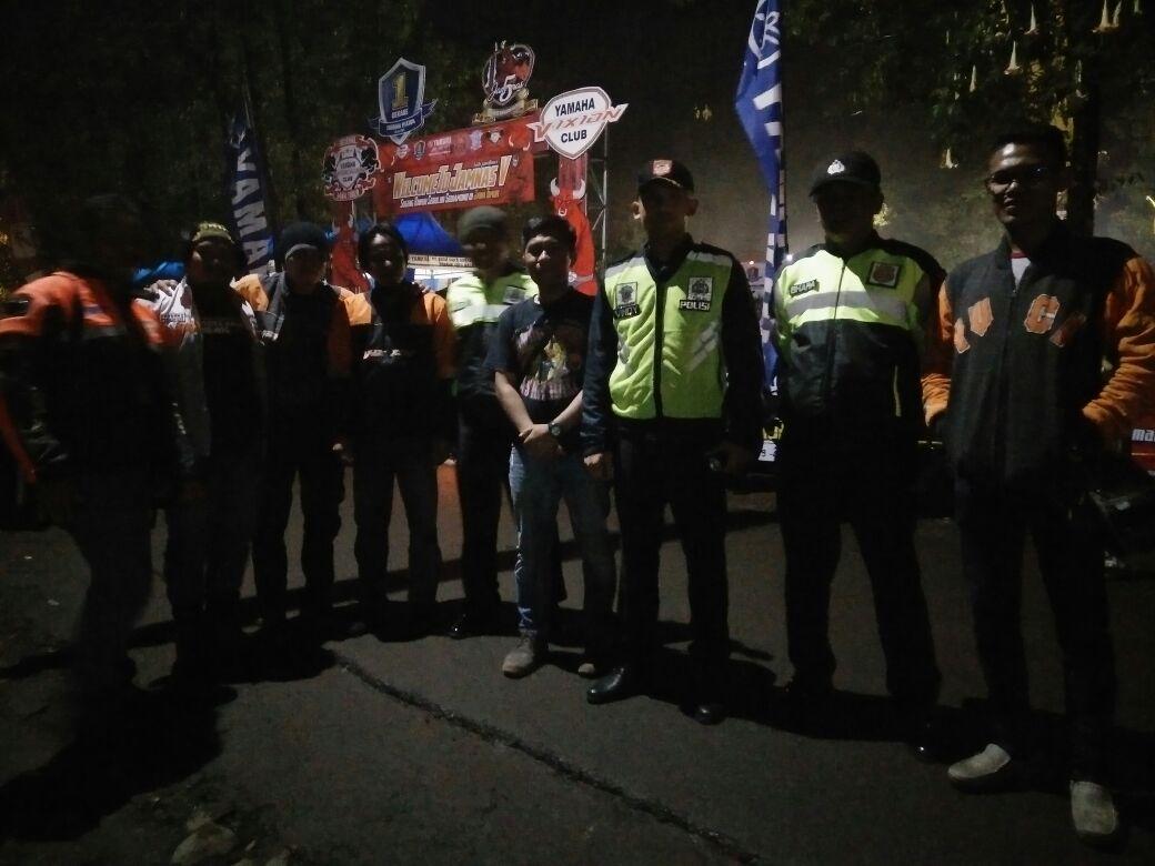 Anggota Polsek Bumiaji Polres Batu Laksanakan Pengamanan Camp Jambore Nasional