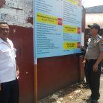 Pengawasan Dana Desa Binmas Polsek Batu Kota Polres Batu Silaturahmi Kepada Kades Binaan