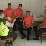 Anggota Binmas Polsek Batu Kota Polres Batu MelaksanakanBinluh Dengan Para Pekerja Hotel