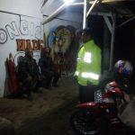 Demi Menjaga Agar Kamtibmas Aman Dan Kondusif Anggota Polsek Pujon Polres Batu Giatkan Patroli Malam